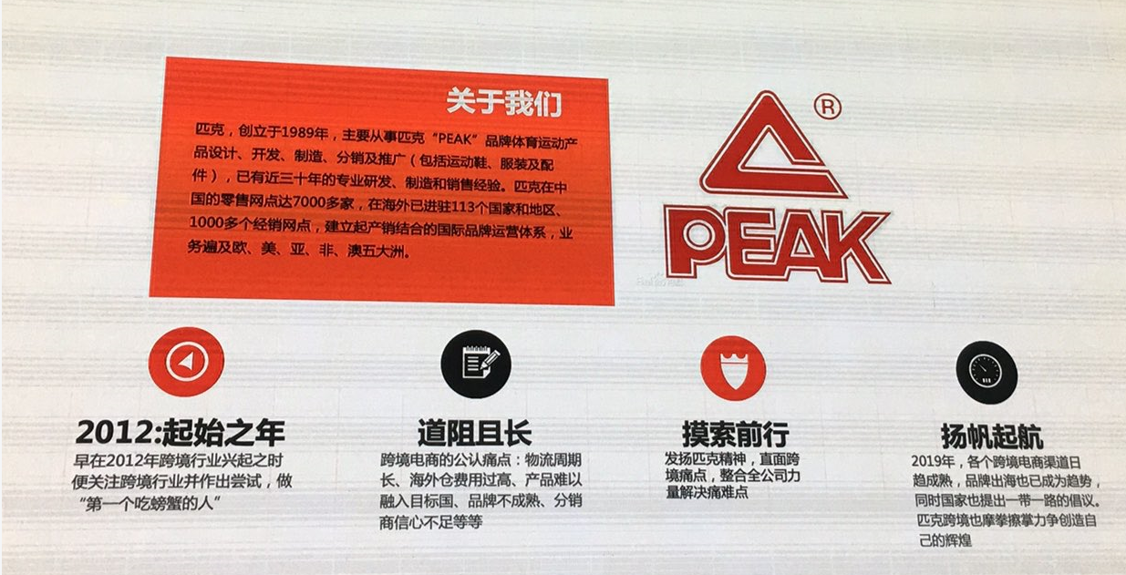 匹克跨境出海,一场中国品牌谋新迭代的自我较量